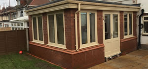 Extensions are a speciality for Jaykey construction